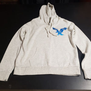 American Eagle Outfitters Medium light gray hoodie